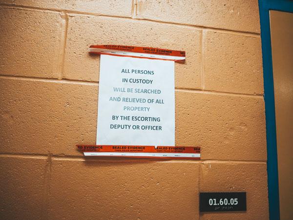 Sehenswürdigkeiten in Tampa: Arrestzelle Raymond James Stadion