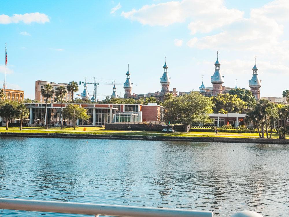 Sehenswürdigkeiten in Tampa: Universität Tampa