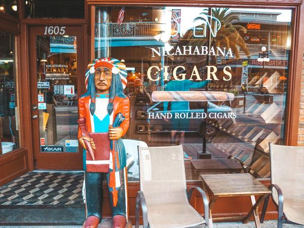 Sehenswürdigkeiten in Tampa: Zigarren handgerollt