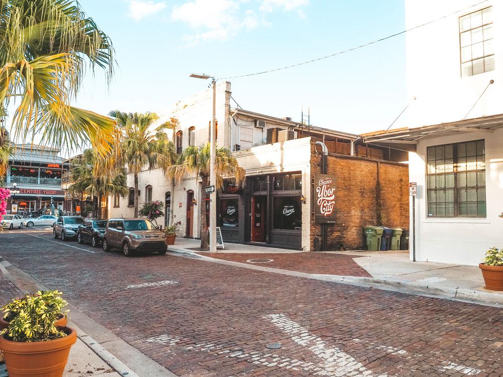 Sehenswürdigkeiten in Tampa: Ybor City erleben