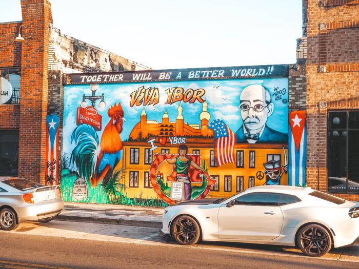 Sehenswürdigkeiten in Tampa: Viva Ybor City