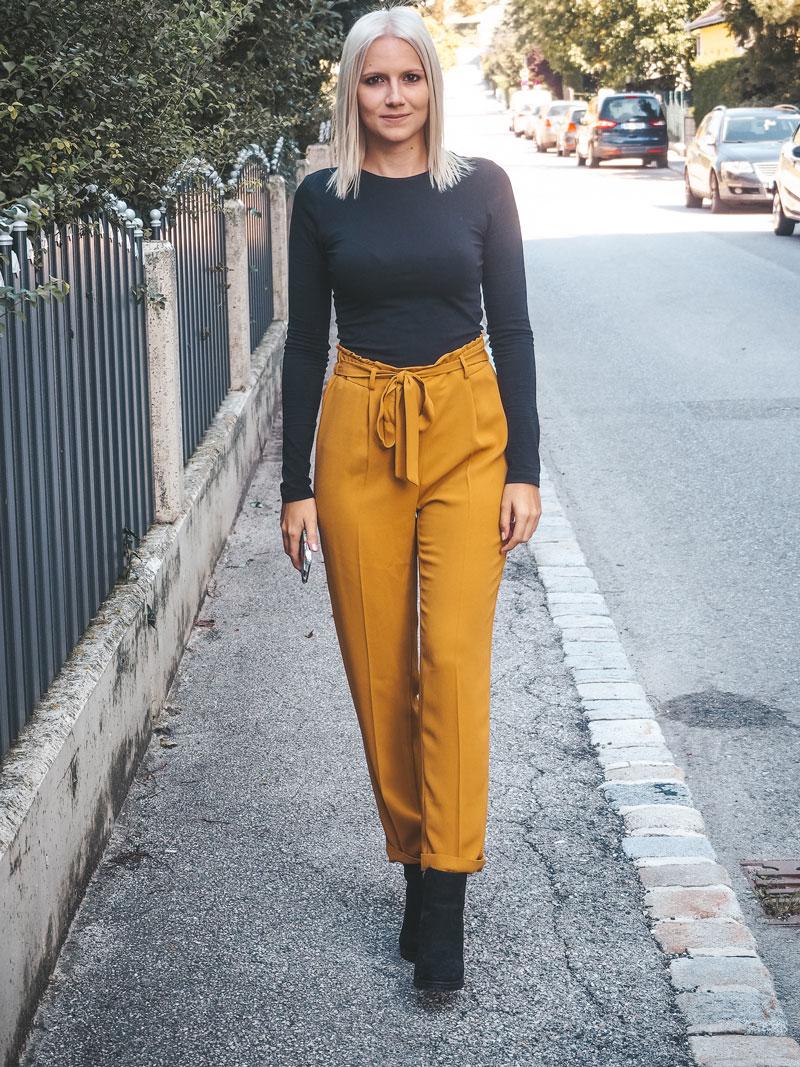 Senfgelb Kombinieren Die Trendfarbe Im Herbst Stylen Alice
