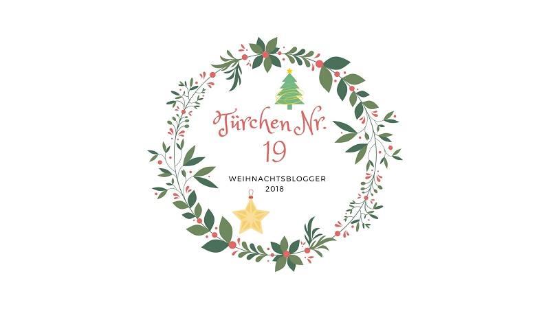 Adventskalender 2018 - Gewinnspiel Türchen Nummer 19