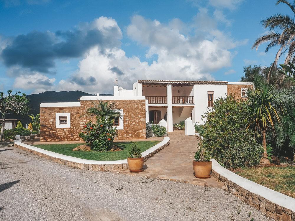 Ibiza im Oktober: So schön ist Ibiza in der Nebensaison - das war unsere Villa Can Xumeu den March
