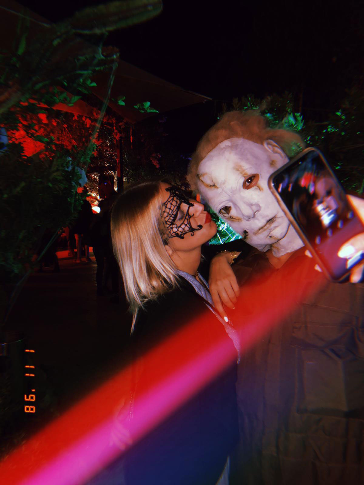 Ibiza im Oktober: So schön ist Ibiza in der Nebensaison - das war die Halloween-Party in Las Dalias