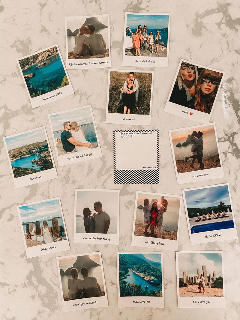 My Postcard App - persönliche Postkarten verschenken als Erinnerung